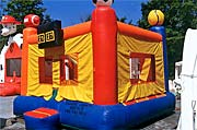 Sports 13 x 13 Bounce House Rental