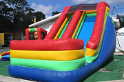 14' Dry Slide Interactive Inflatable Rental