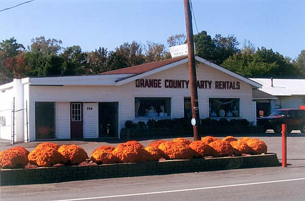 Orange County Party And Tent Rentals Middletown New York